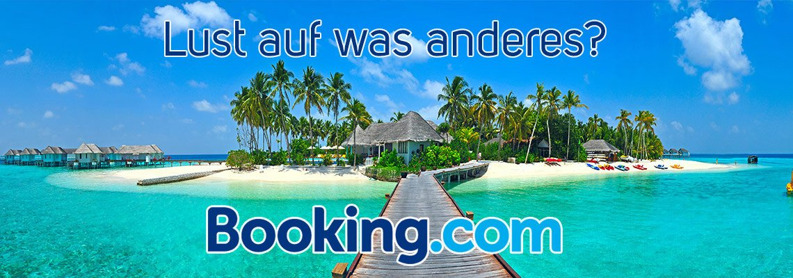 Booking Slider Südsee